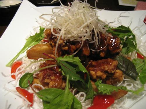 豆腐料理「月の雫」