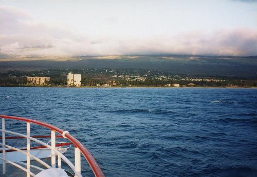 クルージング ハワイ