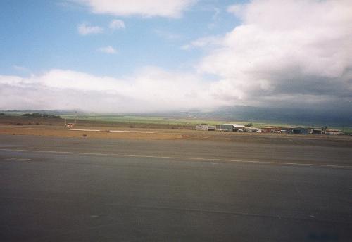 マウイ島 火山