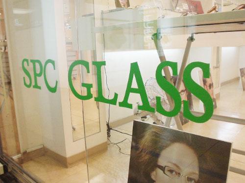 メガネ部門(SPC GLASS)『2005年 秋の特別ご招待会』
