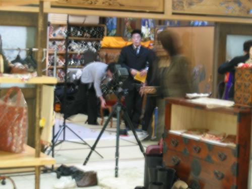 神戸三宮 和服の菊京屋