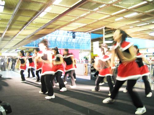 ヒューマンアカデミー 学園祭