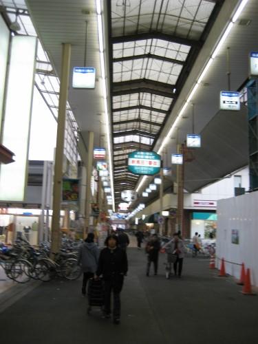新長田の風景