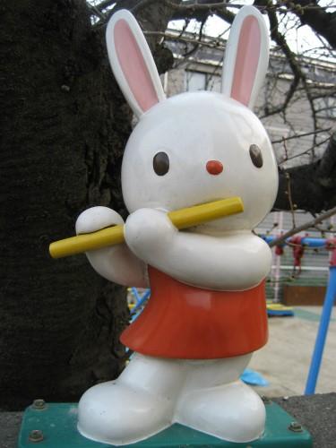 高羽幼稚園のかわいいマスコットたち