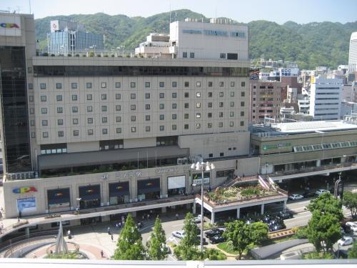 そごう神戸店のビアガーデン