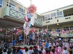 高羽幼稚園 夏祭り