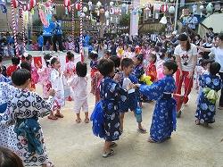 高羽幼稚園 夏祭り