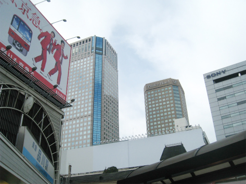 新幹線で神戸へ