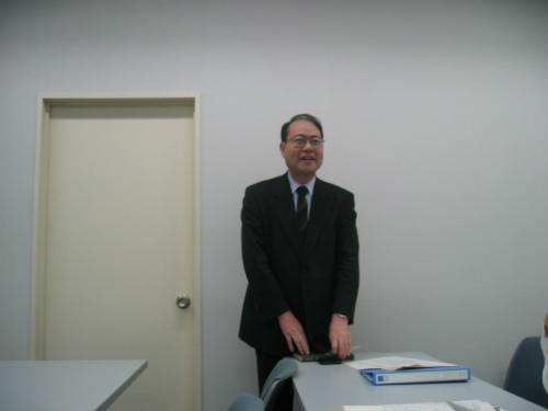 神戸商科大学社会人大学院「MBAの会」大村副会長