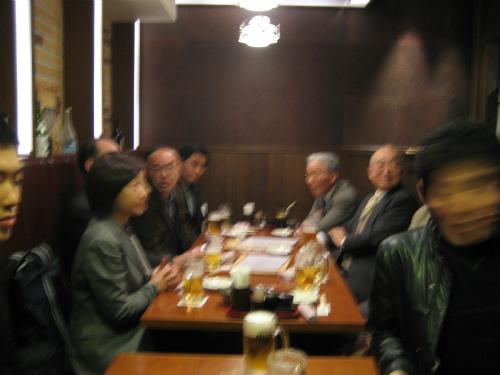 和民でMBAの会の新年会
