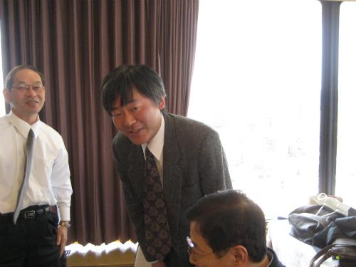 MBAの経営者にも、中小企業学会に入会のご案内がありました