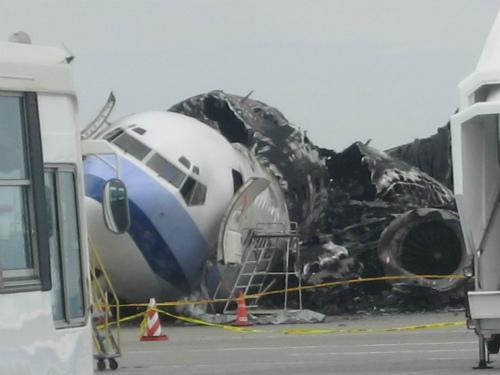 中華航空機事故