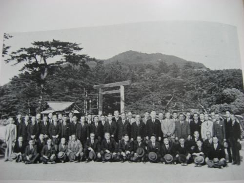 松葉博雄の祖父