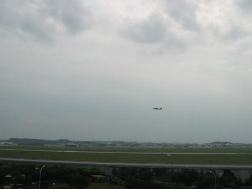沖縄の嘉手納基地