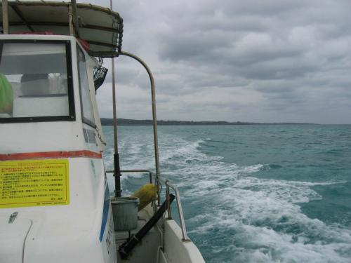 沖縄恩納村の恩納漁港