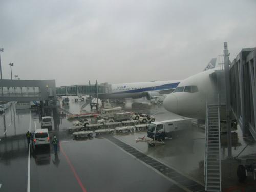 沖縄那覇~神戸空港へ