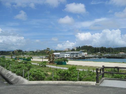沖縄真栄田港