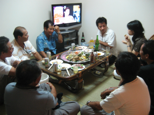 第77回沖縄訪問
