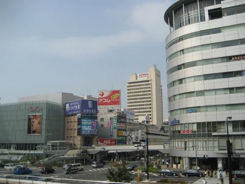 神戸三宮さんプラザ