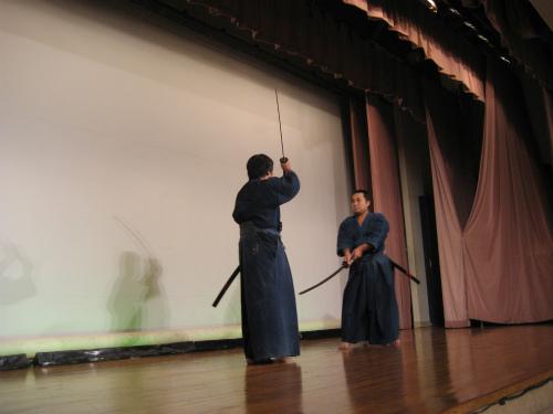 寿・日本剣道形