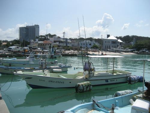恩納村前兼久漁港