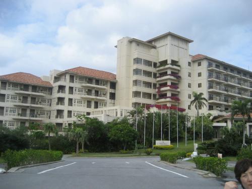 ザ・ブセナテラスホテル