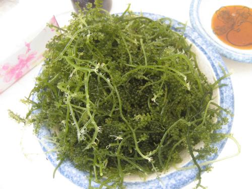沖縄の家庭のお正月料理