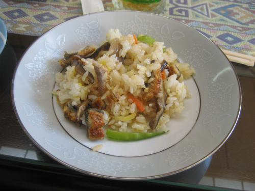 沖縄のバラ寿司