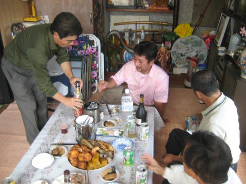 松田薫さんのお家
