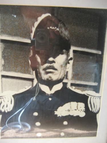 松田薫さんのお父さんは、前兼久の区長