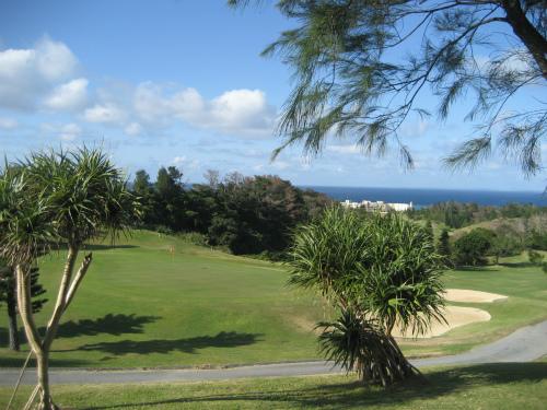 沖縄国際ゴルフ倶楽部