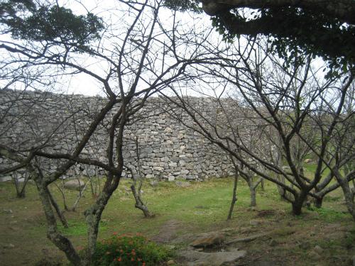 今帰仁城跡を含む、県内のグスク及び、関連遺産群が世界遺産に登録されました