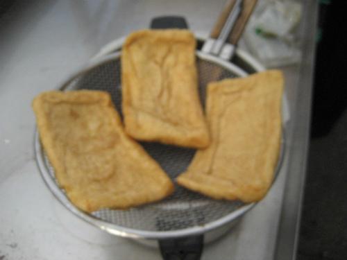 朝日会で、粕汁の準備をします