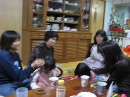 金城正則さんの台湾土産のお話が弾みます