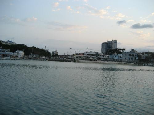 前兼久漁港