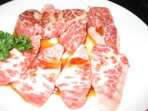 焼肉「牛楽」