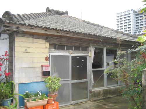 松田清長さんのお家
