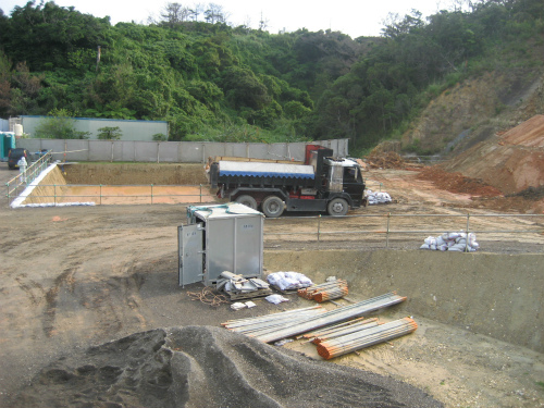 景気回復を受けて、沖縄のリゾート開発が進んでいます