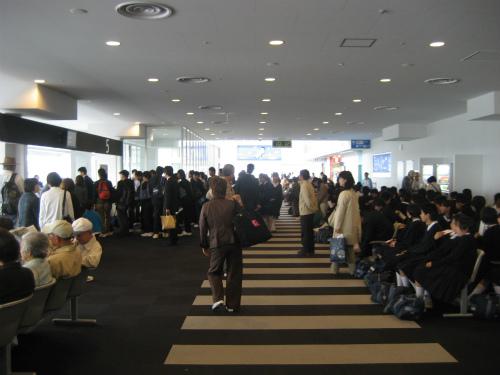 第85回沖縄訪問が始まります