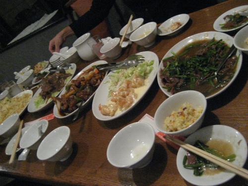 中華料理「長城飯店」