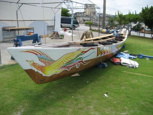 ハーリー船