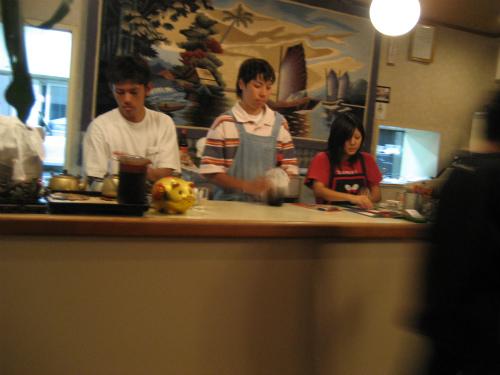 うるま市石川にある中華料理屋「龍鳳聚」