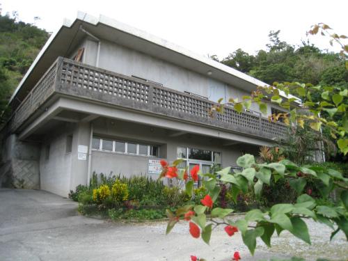 芭蕉布の展示館
