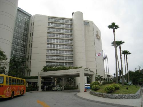 恩納村山田のルネッサンスリゾート・沖縄の山田温泉