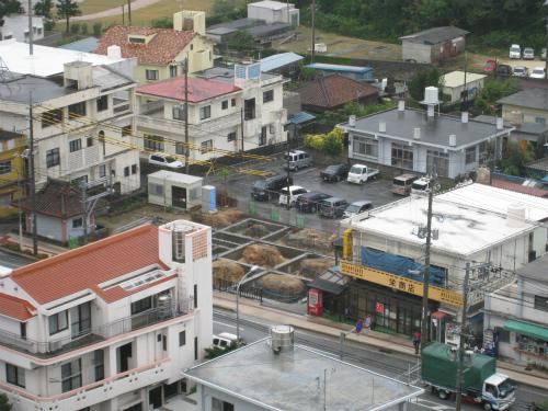沖縄の恩納村