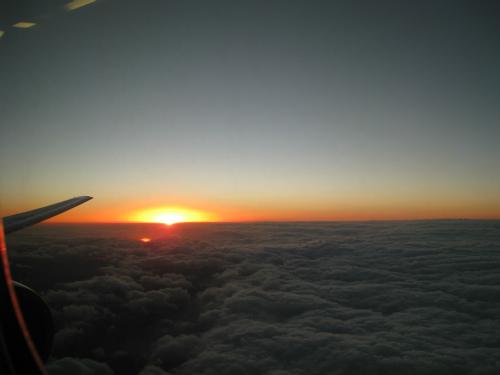 神戸に帰る日