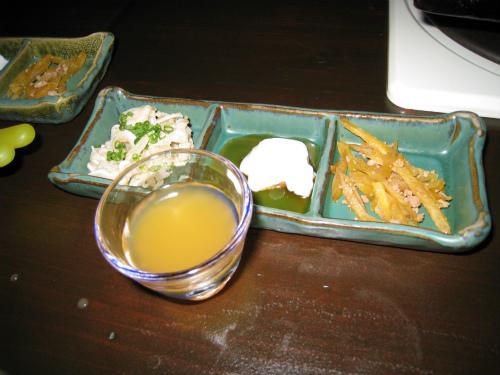 琉球料理「月乃浜」
