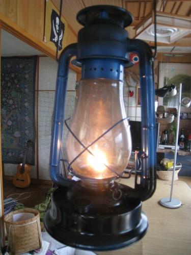 片山さんのランプ