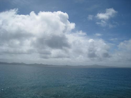 瀬底島へドライブ