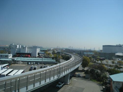 神戸空港へ